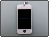 Pannello Completo Touchscreen & Display iPhone 4 Bianco ORIGINAL