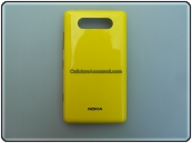 Cover Nokia Lumia 820 Cover Gialla ORIGINALE