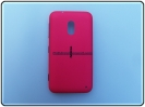 Cover Nokia Lumia 620 Cover Magenta ORIGINALE