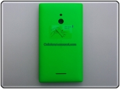 Cover Nokia XL Verde ORIGINALE