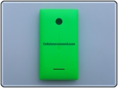 Cover Nokia Lumia 435 Cover Verde ORIGINALE