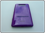 Cover Nokia Lumia 820 Cover Viola ORIGINALE