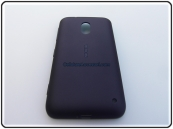 Cover Nokia Lumia 620 Cover Nera ORIGINALE