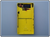 Cover Nokia Lumia 720 Gialla ORIGINALE