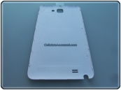 Cover Samsung Galaxy Note N7000 Bianca ORIGINALE