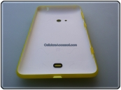 Cover Nokia Lumia 625 Cover Gialla ORIGINALE